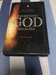 Experiencing God Day-By-Day-Henry T. & Richard Blackaby