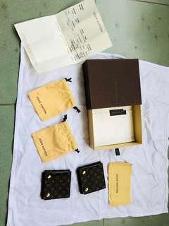 Original Louis Vuitton Pill bag