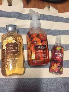 Bath and body works products (part 2)