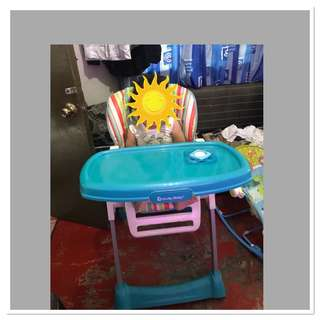 Royal baby high chair 5 in 1 super slightly used❤️👌