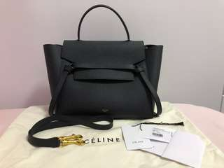 Price Down!!Celine Mini Belt Bag
