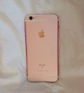 iPhone 6s - 64gb, Rose Gold, Rogers