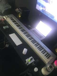 M-AUDIO Keyboard Keystation 88
