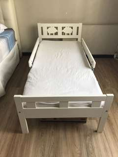 Ikea children's bed (smaller than a single)