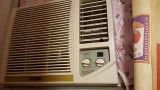 York 冷氣機