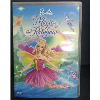 Barbie Fairytopia: Magic of the Rainbow Movie (Authentic DVD)