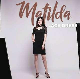 Matilda lace dress