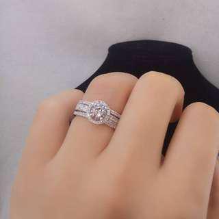 cincin emas swarovski