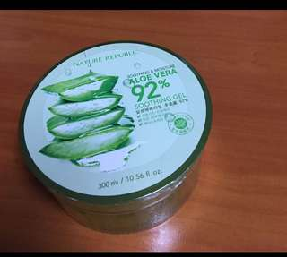 Nature Republic Aloeve Soothing Gel -300ml