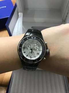 全新 Technomarine Watch 女裝 陶瓷+貝殻面 手錶 瑞士 情人節 情人節禮物 生日禮物 原價$9000