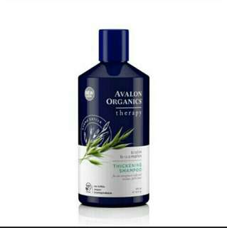 414ml Avalon Organics Shampoo