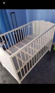 Baby Cot IKEA