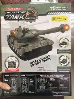 Tank remote