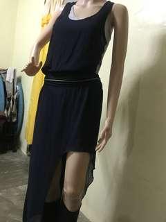 MPE Statement Asymmetrical Dress