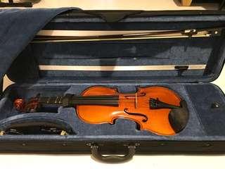 Violin 4/4 Eurostring Heritage Antonio Stradivarius Model 400