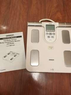 OMRON Full Body Sensor Body Composition Monitor