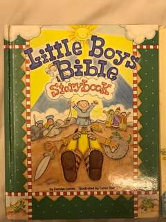 Little Boys' Bible