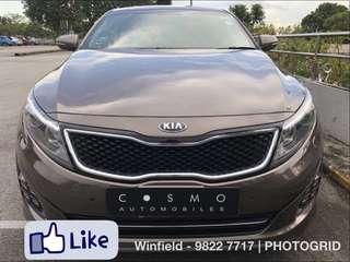 Kia Optima 2.0 Auto Premium
