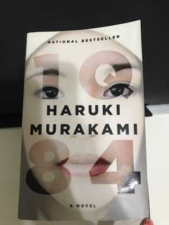 🚚 1Q84 by Haruki Murakami