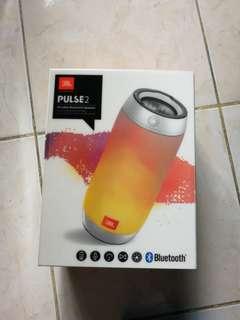 Brand-new JBL PULSE 2 Bluetooth speaker