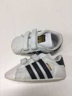 Adidas Superstar Baby Boy prewalk