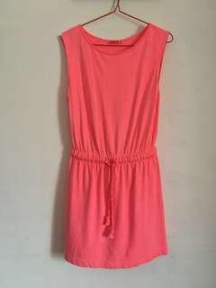 Terra nova pink dress #sj50