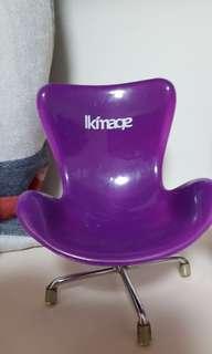 Ikimage purple handphone holder