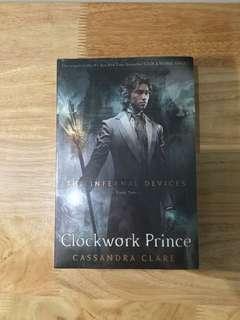 Cassandra Clare Clockwork Prince