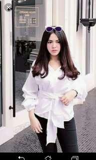 White kimono/ Blouse /atasan