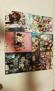 Various Tvb Dvds Drama Titles
