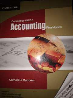 Buku accounting workbook kelas 9dan10