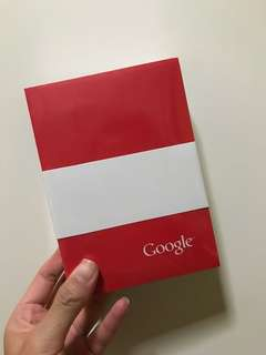 Brand New Google Note Book