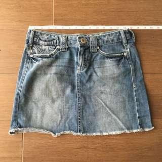 Authentic Marks and Spencer Denim Skirt