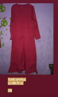 Dress tunik