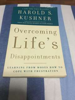 Overcoming Life's Disappointments-Harold S. K.