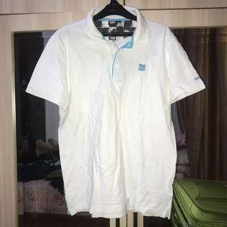 Quiksilver polo tshirt