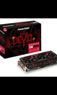 Rx 580 8gb powercolor
