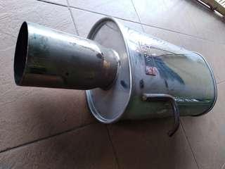 JASMA exhaust (Perak)