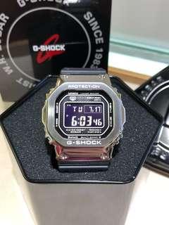 Casio Gshock GMW-b5000-1b 手錶