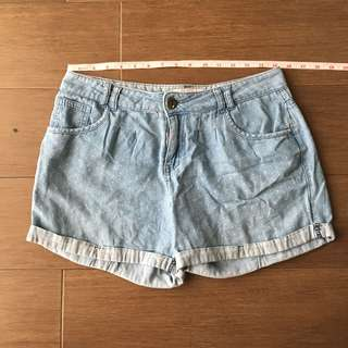 Authentic Redherring Shorts