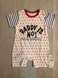 Baby 1 pcs romper in/c normal mailing