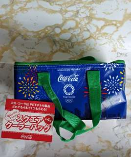 Authentic Coca-Cola Thermal Lunch Bag