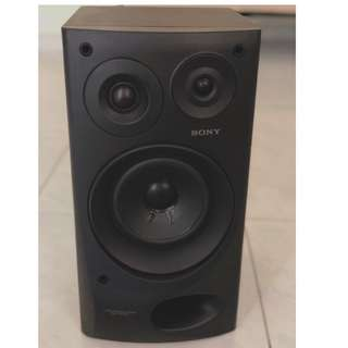 !!ClearanceSony SS-H4900 Stereo Book shelf 140wattX2 Speakers For Sale Nego/-
