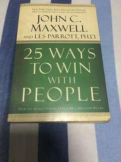 25 Ways to Win with People-John C. Maxwell