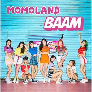 [PREORDER] MOMOLAND - Fun to The World