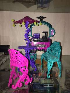 MONSTER HIGH - Scaris Playset
