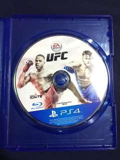 PS4 Game UFC