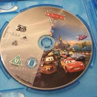 (3D Disc Only) Cars 2 3D Blu-ray