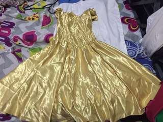 Gown (Gold)