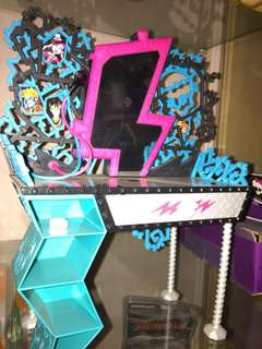 Monster High - Frankie Stein Table PLAYSET